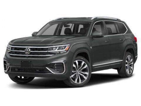 2021 Volkswagen Atlas for sale at Crown Automotive of Lawrence Kansas in Lawrence KS