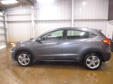 2017 Honda HR-V for sale at East Coast Auto Source Inc. in Bedford VA