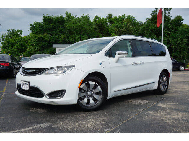 2017 Chrysler Pacifica Hybrid for sale at Maroney Auto Sales in Humble TX