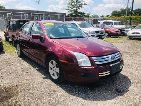 2006 Ford Fusion for sale at I57 Group Auto Sales in Country Club Hills IL