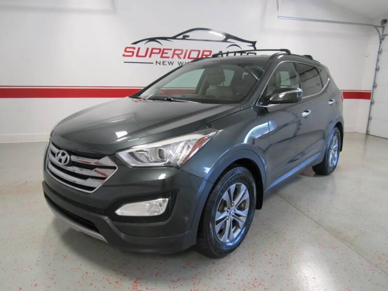 2013 Hyundai Santa Fe Sport for sale at Superior Auto Sales in New Windsor NY