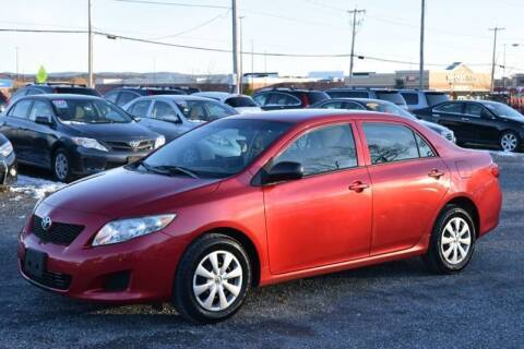 2010 Toyota Corolla for sale at GREENPORT AUTO in Hudson NY