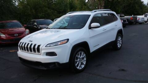 2014 Jeep Cherokee for sale at JBR Auto Sales in Albany NY