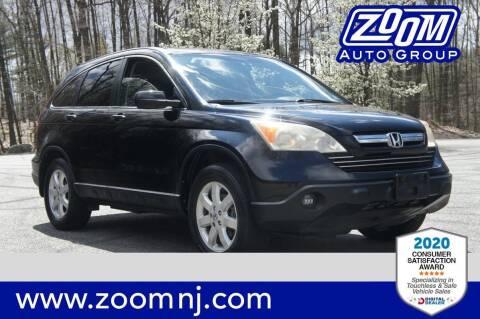 2007 Honda CR-V for sale at Zoom Auto Group in Parsippany NJ