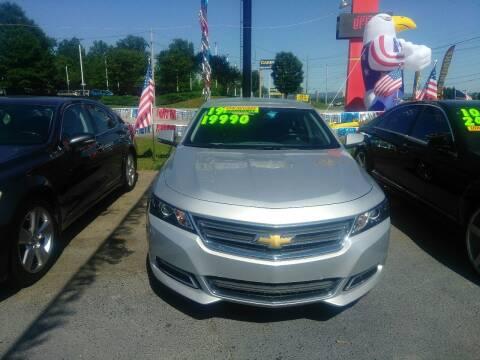 2019 Chevrolet Impala for sale at AUTOPLEX 528 LLC in Huntsville AL