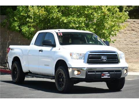 2011 Toyota Tundra for sale at A-1 Auto Wholesale in Sacramento CA