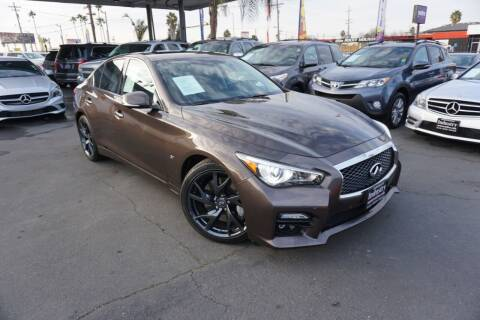 2015 Infiniti Q50 for sale at Industry Motors in Sacramento CA