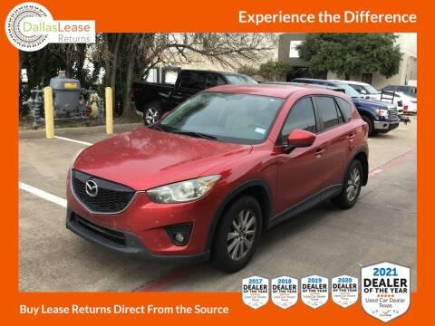 2014 Mazda CX-5 for sale at Dallas Auto Finance in Dallas TX