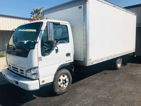 2006 GMC W4500 for sale at Sunset Motors in Manteca CA