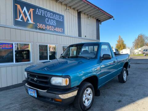 1996 Mazda B-Series Pickup for sale at M & A Affordable Cars in Vancouver WA