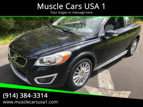 2011 Volvo C30 for sale at Muscle Cars USA 1 in Murrells Inlet SC