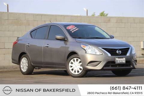 2017 Nissan Versa for sale at Nissan of Bakersfield in Bakersfield CA