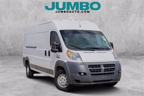 2017 RAM ProMaster Cargo for sale at JumboAutoGroup.com in Hollywood FL