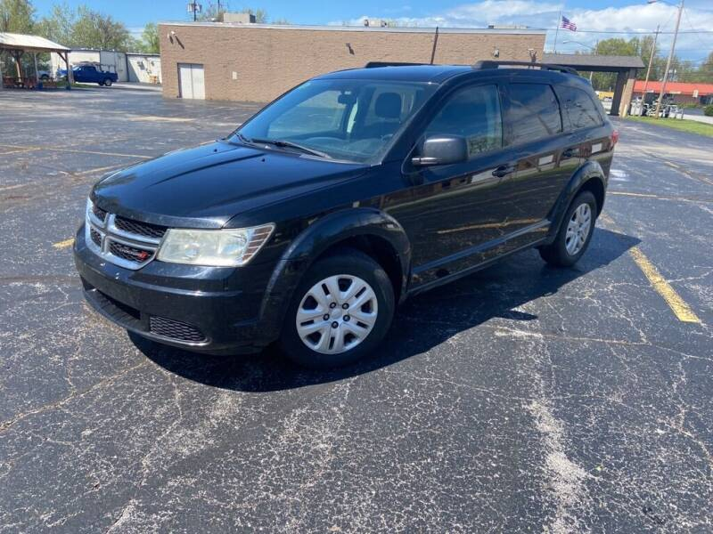 2015 Dodge Journey for sale at TKP Auto Sales in Eastlake OH