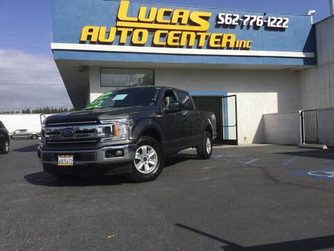 2018 Ford F-150 for sale at Lucas Auto Center in South Gate CA