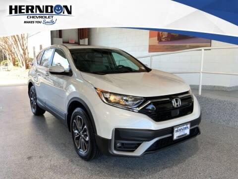 2020 Honda CR-V for sale at Herndon Chevrolet in Lexington SC