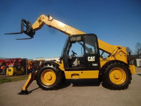 2001 Caterpillar TH63