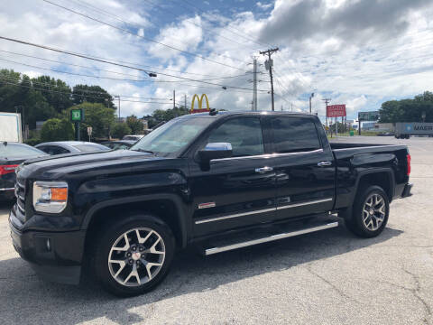 2014 GMC Sierra 1500 for sale at Penland Automotive Group in Laurens SC