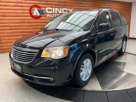 2013 Chrysler Town and Country for sale at Dixie Motors in Fairfield OH