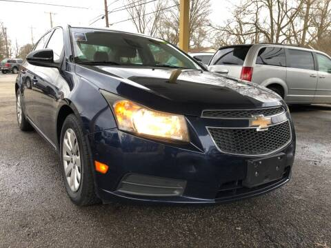 2011 Chevrolet Cruze for sale at King Louis Auto Sales in Louisville KY