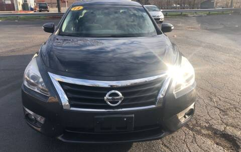 2013 Nissan Altima for sale at Pay Less Auto Sales Group inc in Hammond IN