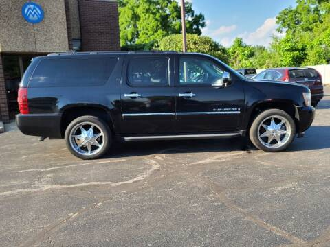 2009 Chevrolet Suburban for sale at Mighty Motors in Adrian MI