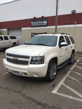 2008 Chevrolet Tahoe for sale at Specialty Auto Wholesalers Inc in Eden Prairie MN