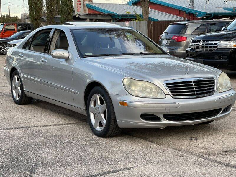 2004 Mercedes-Benz S-Class for sale at AWESOME CARS LLC in Austin TX