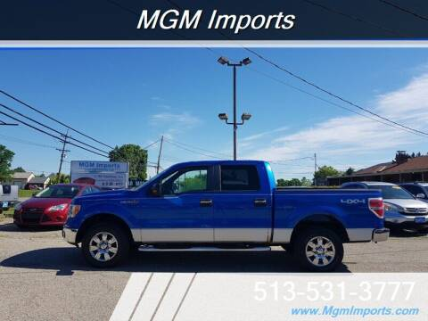 2009 Ford F-150 for sale at MGM Imports in Cincannati OH