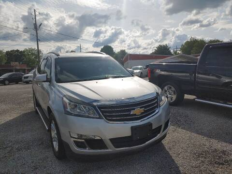 2014 Chevrolet Traverse for sale at VAUGHN'S USED CARS in Guin AL