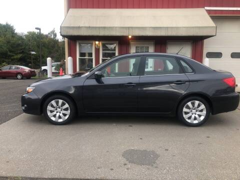 2009 Subaru Impreza for sale at JWP Auto Sales,LLC in Maple Shade NJ