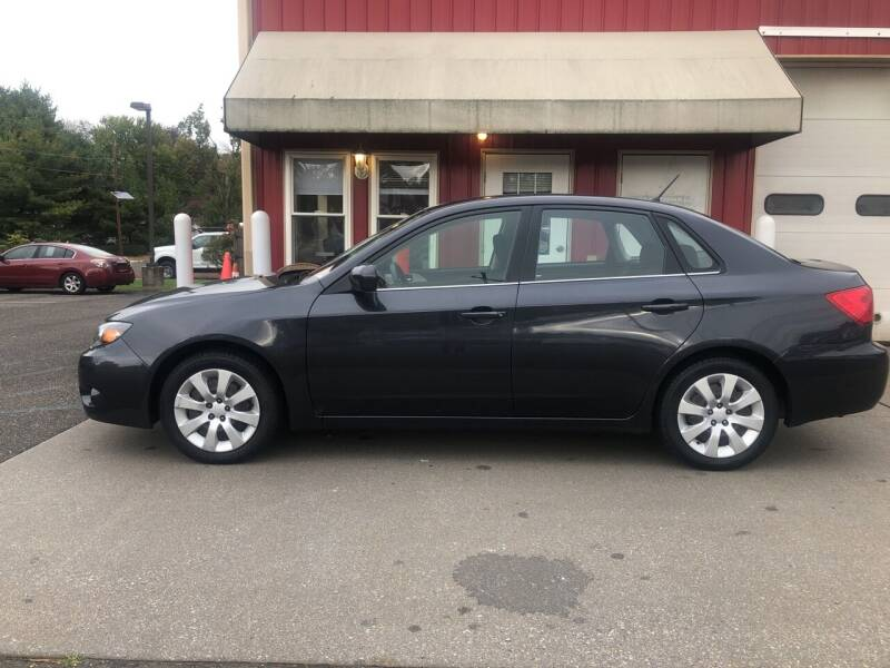 2009 Subaru Impreza for sale at JWP Auto Sales,LLC in Maple Shade NJ