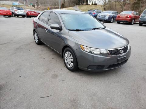 2013 Kia Forte for sale at DISCOUNT AUTO SALES in Johnson City TN