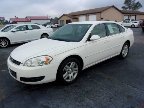 2006 Chevrolet Impala for sale at DAVE KNAPP USED CARS in Lapeer MI