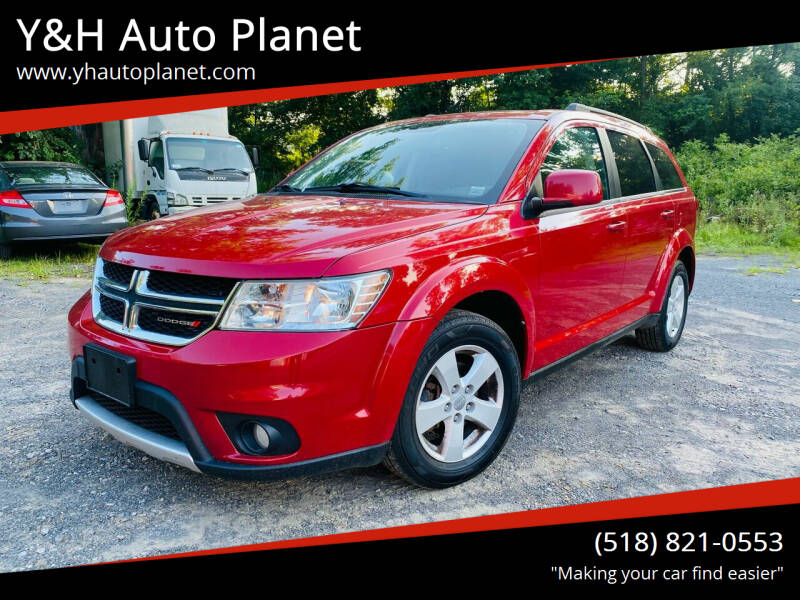 2012 Dodge Journey for sale at Y&H Auto Planet in West Sand Lake NY
