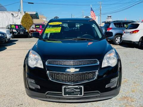 2013 Chevrolet Equinox for sale at Cape Cod Cars & Trucks in Hyannis MA