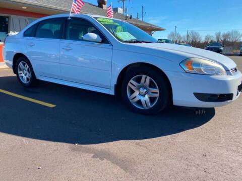 2011 Chevrolet Impala for sale at Zs Auto Sales in Kenosha WI