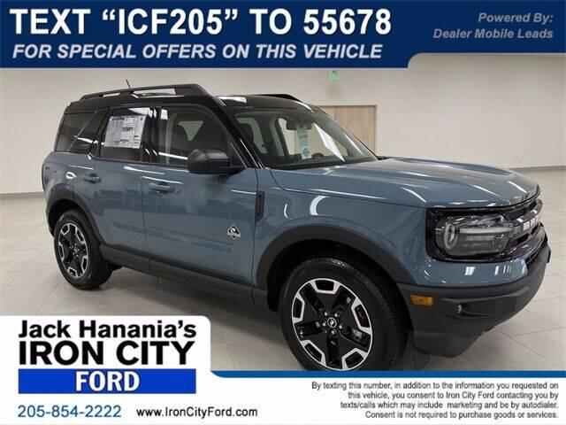2021 Ford Bronco Sport for sale in Birmingham, AL