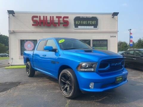 2018 RAM Ram Pickup 1500 for sale at Shults Resale Center Olean in Olean NY