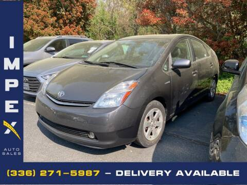 2008 Toyota Prius for sale at Impex Auto Sales in Greensboro NC