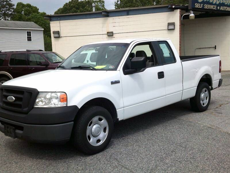 2008 Ford F-150 for sale at Wamsley's Auto Sales in Colonial Heights VA