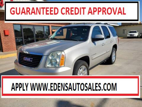 2007 GMC Yukon for sale at Eden's Auto Sales in Valley Center KS
