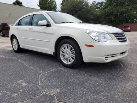 2008 Chrysler Sebring for sale at Ron's Used Cars in Sumter SC