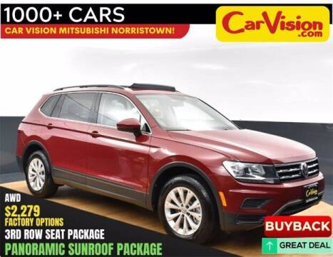 2019 Volkswagen Tiguan for sale at Car Vision Buying Center in Norristown PA