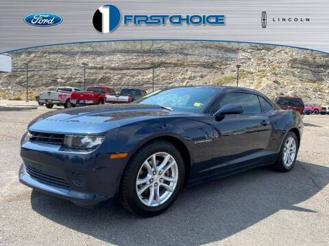 2015 Chevrolet Camaro for sale at A.I. Monroe Auto Sales in Bountiful UT