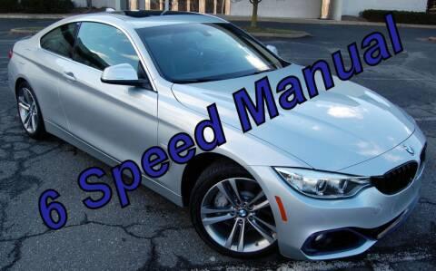 2016 BMW 4 Series for sale at Bimmer Sales LTD in Great Falls VA