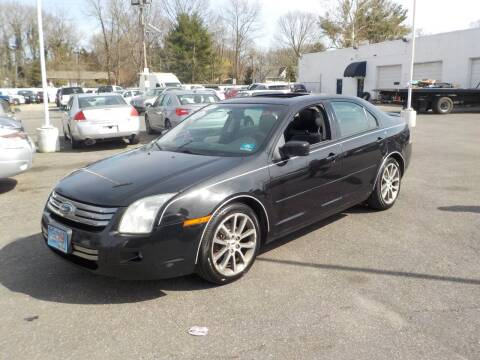 2009 Ford Fusion for sale at United Auto Land in Woodbury NJ