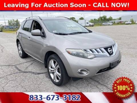 2009 Nissan Murano for sale at Glenbrook Dodge Chrysler Jeep Ram and Fiat in Fort Wayne IN