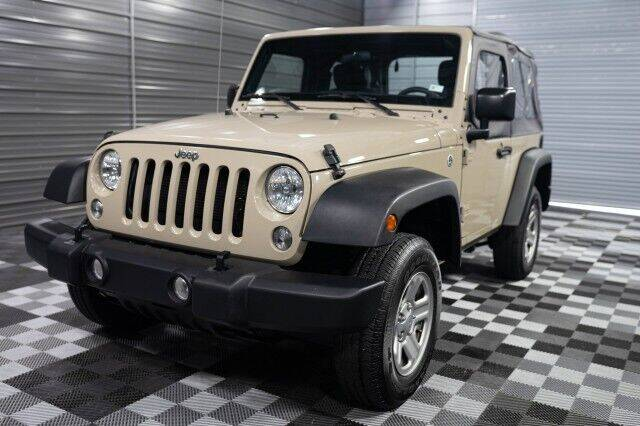 2017 Jeep Wrangler for sale in Sykesville, MD