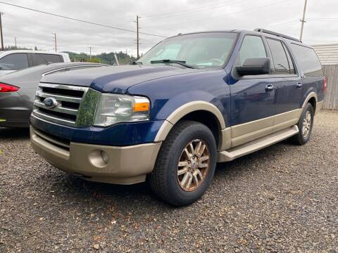 2010 Ford Expedition EL for sale at Aberdeen Auto Sales in Aberdeen WA